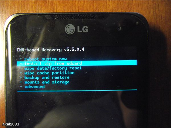 [INFO TUTO] ROOT & RECOVERY POUR L'HUAWEI ASCEND P1 Attachment