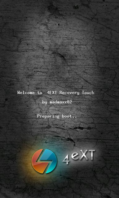 [APPLICATION ANDROID - 4ext RECOVERY TACTILE] 4EXT Recovery Touch  Attachment