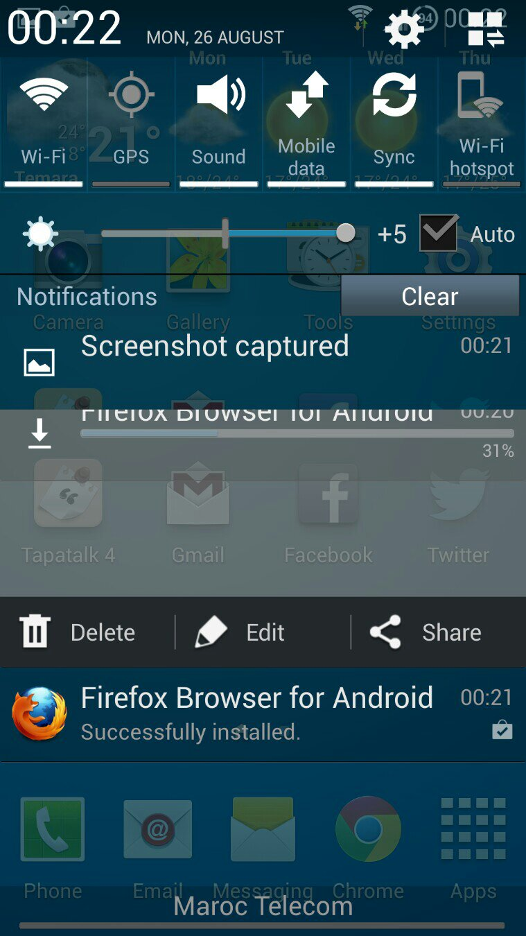 [SOFT][4.2+] Wanam Xposed : Customiser vos ROMs Stock Samsung et Android 4.4 KitKat [Gratuit][04.12.2013] Attachment