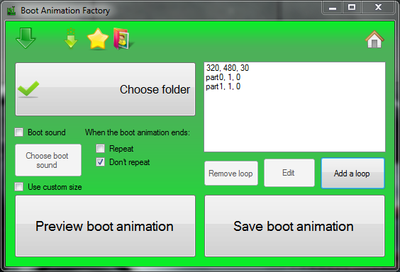 [GUIDE] Créer ou porter n'importe quelle animation de démarrage via des vidéos/images [Bootanimation] [25.11.2013] Attachment