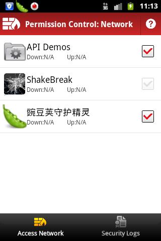 [SOFT] LBE PRIVACY GUARD : L'UAC de windows sous Android [Gratuit] Attachment