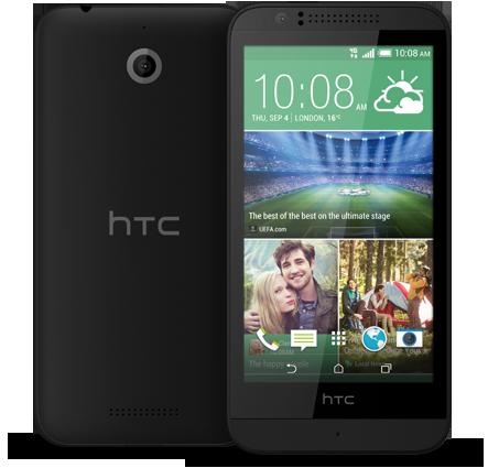 HTC Desire 510 Black