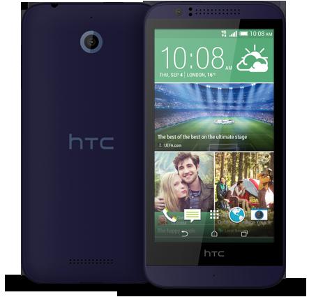 HTC Desire 510 Blue