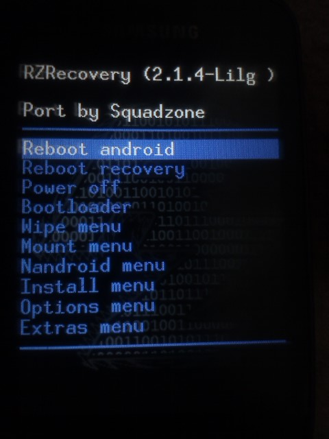 [DEV][PORT] RZ Recovery 2.1.4 FOR Galaxy Mini GT-S5570