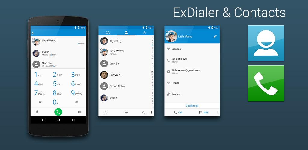 ExDialer