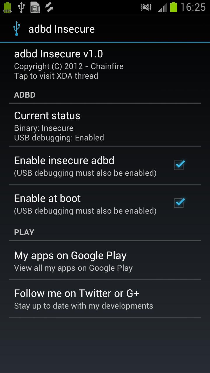 Nova versão do ADBD permite executar comandos com acesso root no Lollipop 1