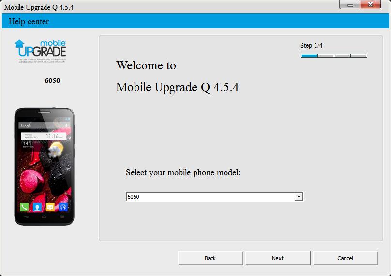 Mobile Upgrade Q