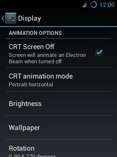 Screenshots For CyanogenMod 10.1 OD Custom Rom For Galaxy Mini