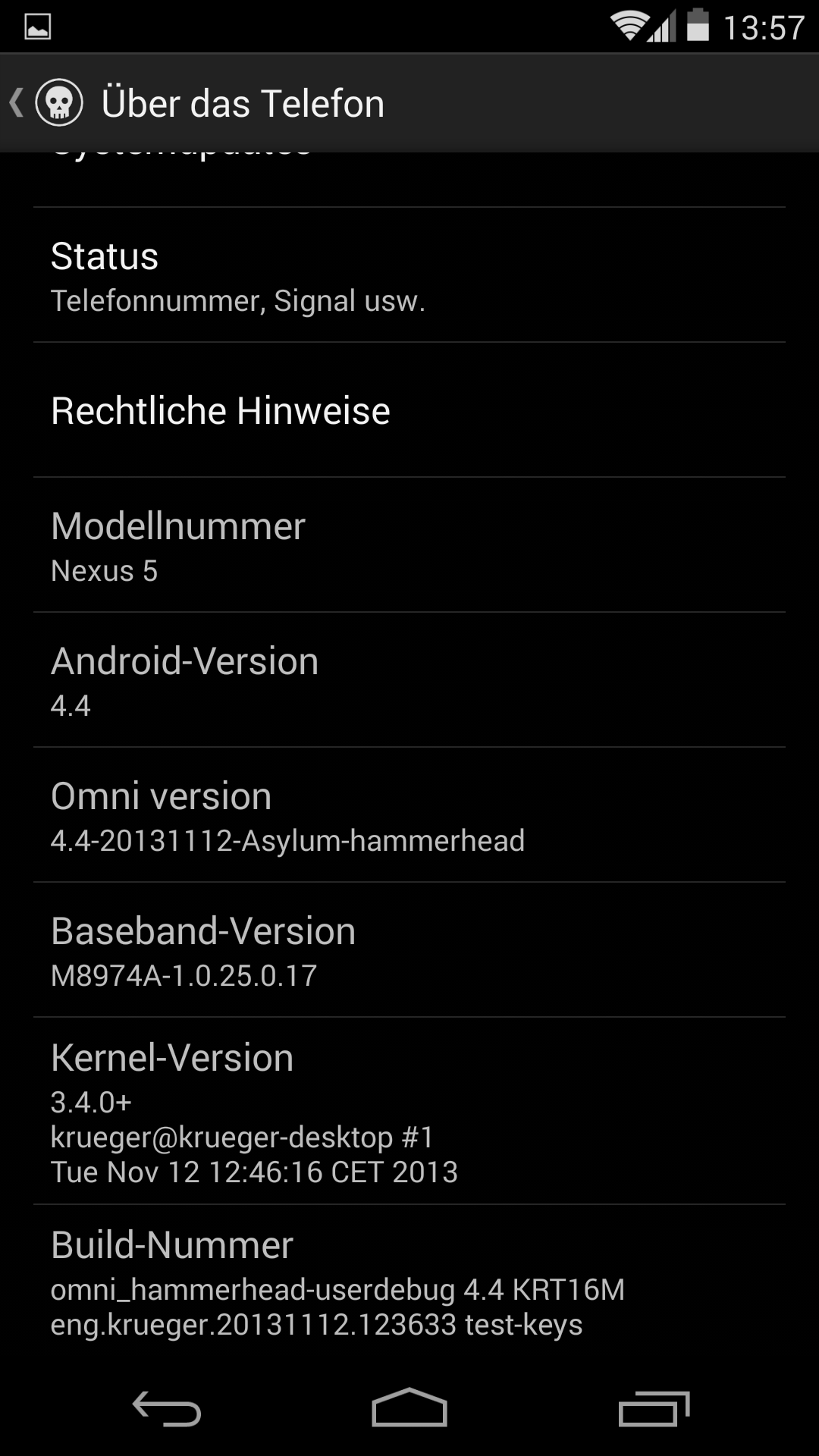 [ROM 4.4][OMNI] Team Asylum- Slim, Fast and Black Roma™ [21.11.2013] Attachment