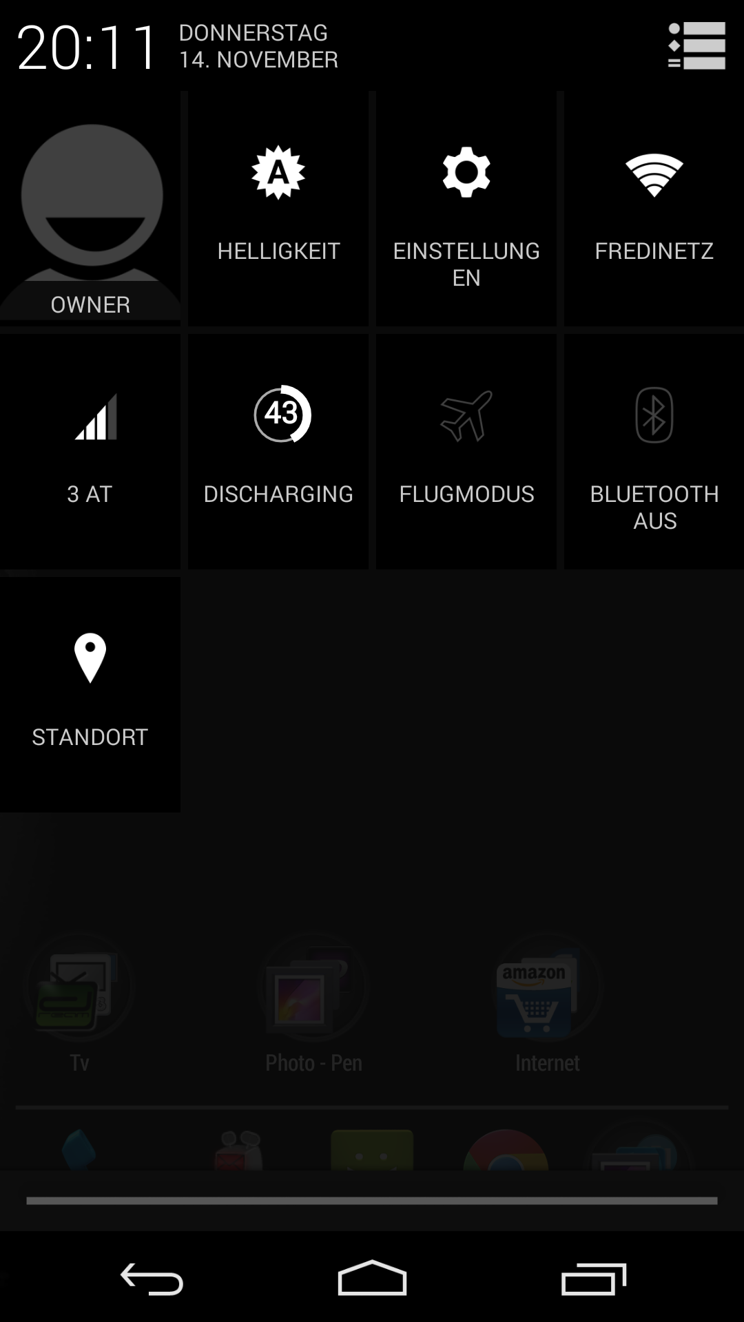 [ROM] [CM 11] [crDroid-AOSP] Team Asylum- Slim, Fast and Black Roma™ [WEEKLY][15.11.2013] Attachment