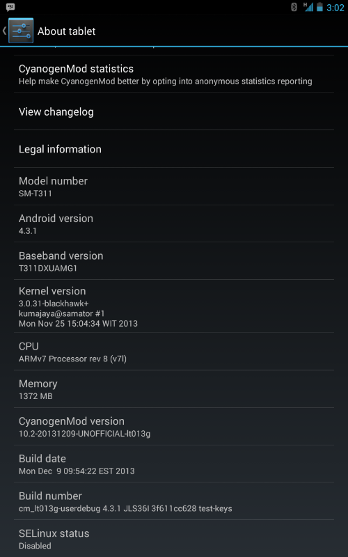 [ROM 4.3.1][SM-T31x] CyanogenMod 10.2 - Versions non officielles [26.12.2013] Attachment