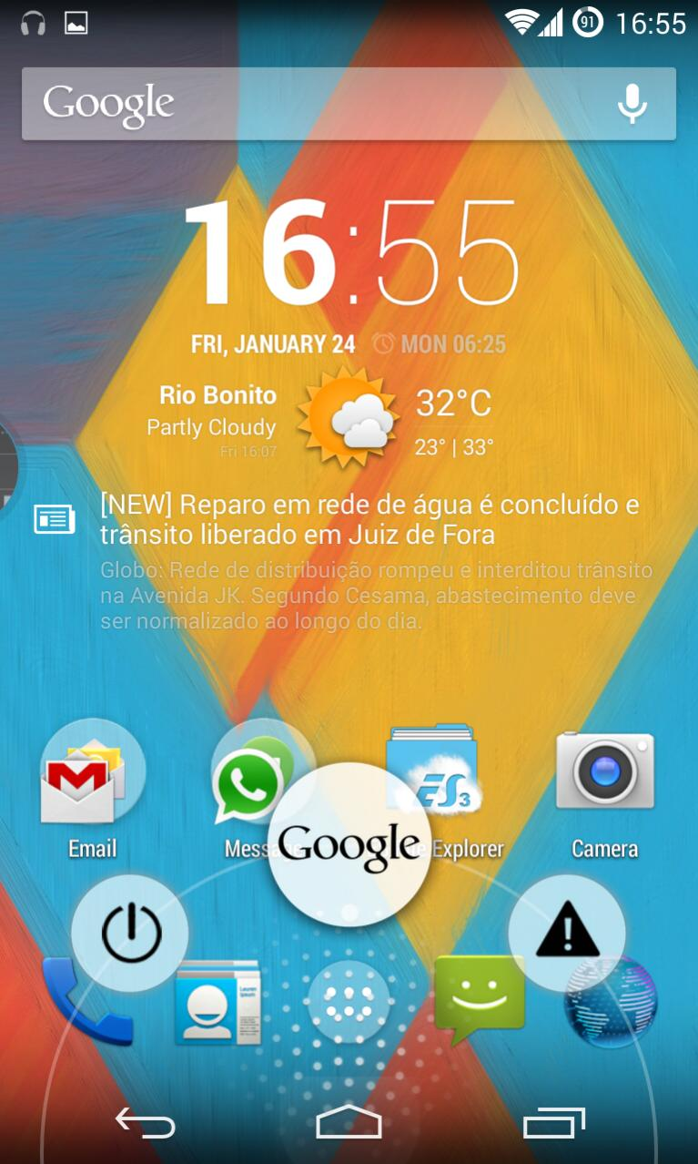 [ROM 4.4.2] ** crDroid Simple ** [KOT49H][CM11][HALO][TRDS][17.02.2014] Attachment