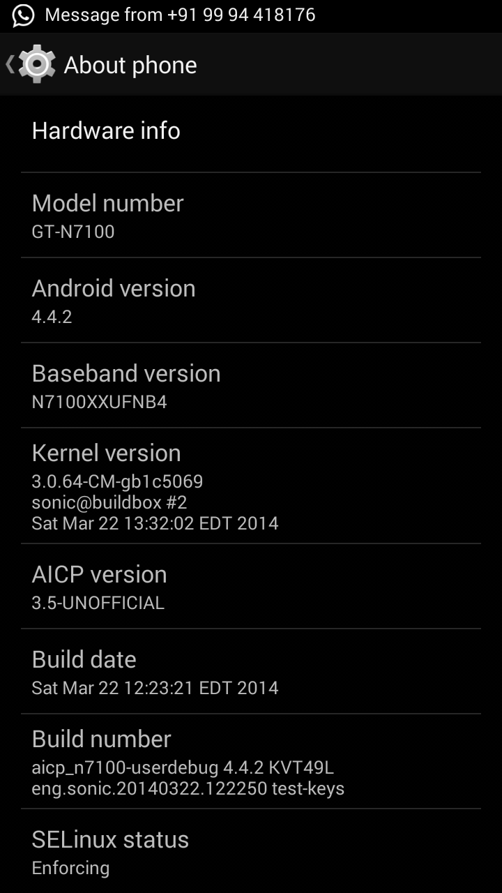 [N7100] [4.4.2] Android Ice Cold Project v3.5 [UNOFFICIAL] [26.03.14] Attachment