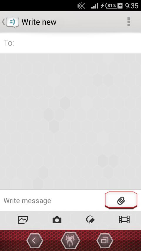 Xperia Z2 Conversations