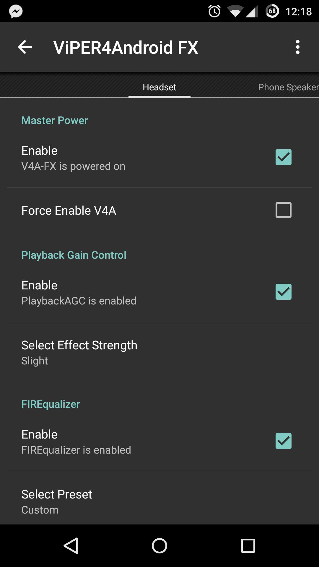[APPLICATION ANDROID - VIPER4ANDROID] Améliorer et booster le son sur Android [Gratuit/Payant][20.02.2017] Attachment