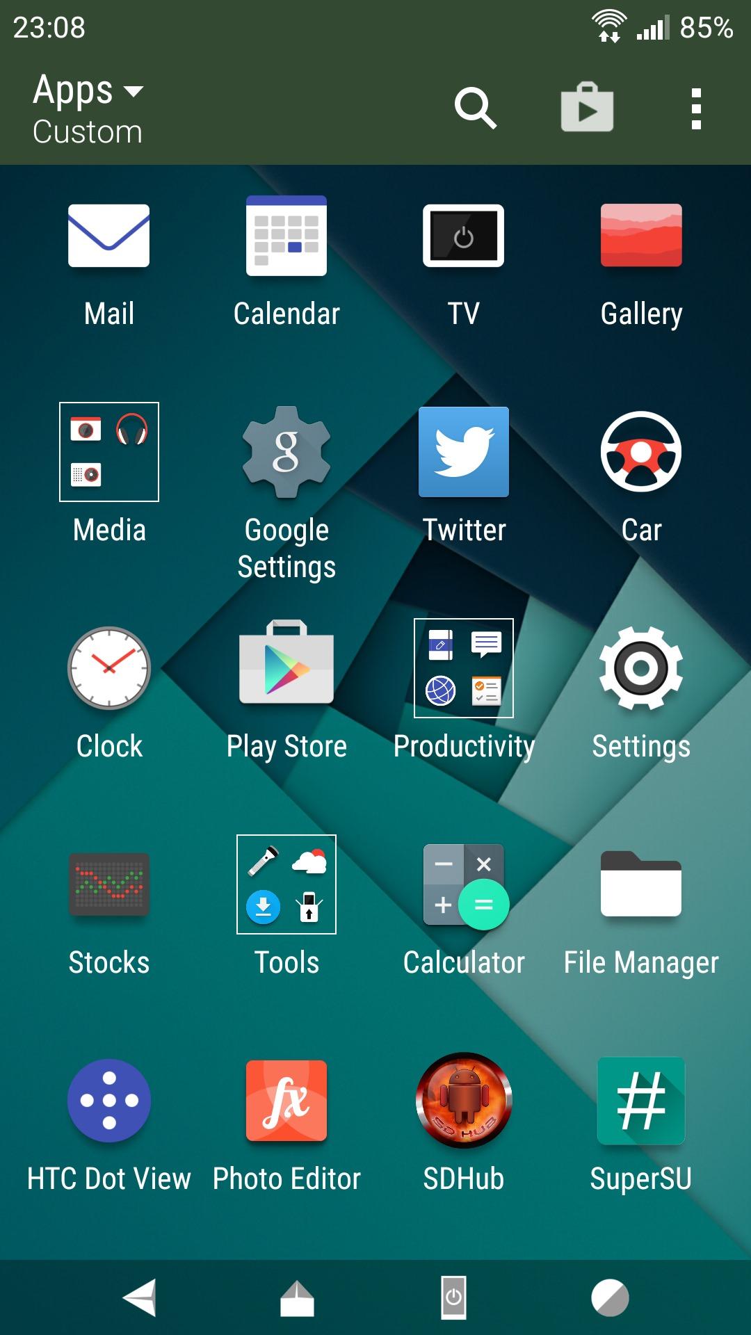 [ROM HTC ONE M8] LOLLIPOP SENSE 7 | SD v10.0 | SDkernel | SDHub [23/06/2015] Attachment