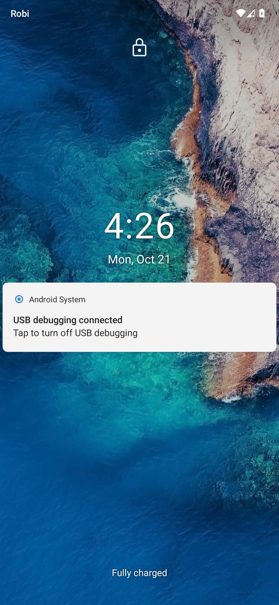 attachment - crDroid Android 10 Redmi Note 7