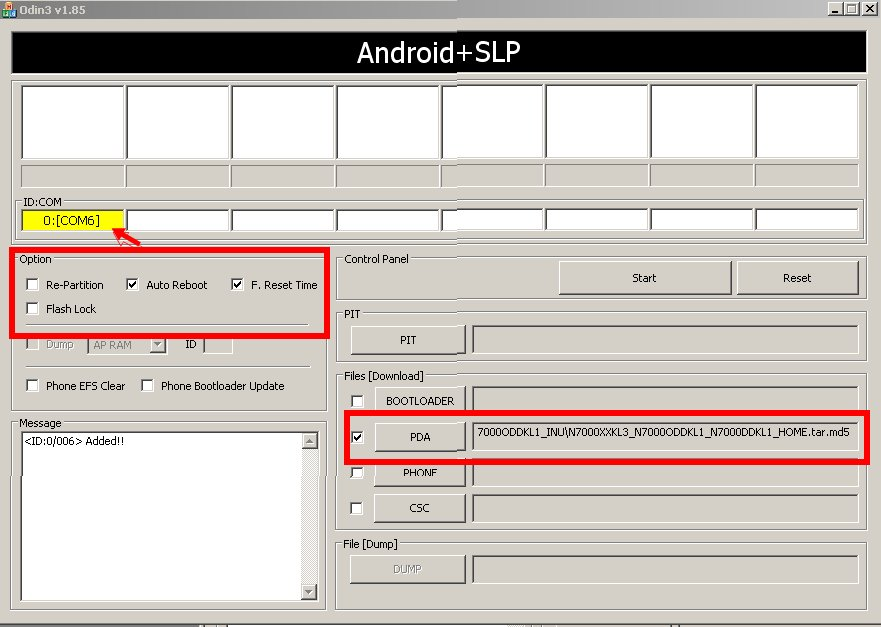 Samsung Galaxy Note N7000ZSLA2 Rom + Root + CWM + AbyssNote kernel 3.6