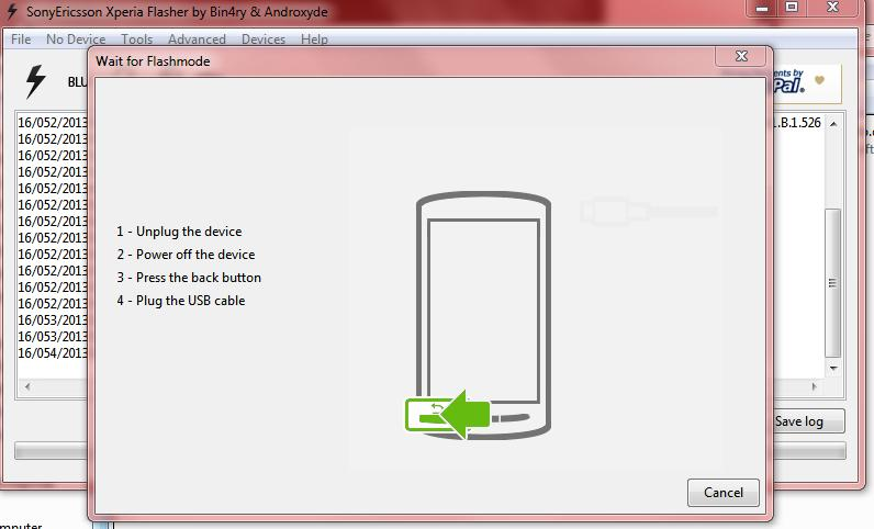 [TUTO] Unlock bootloader et Install Recovery pour XZU Sony Xperia Z Ultra Attachment
