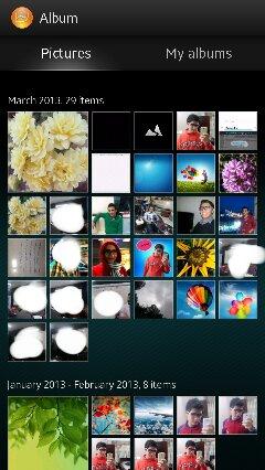[MOD] WALKMAN A ALBUM Z Xperia Z Pro S3 Attachment