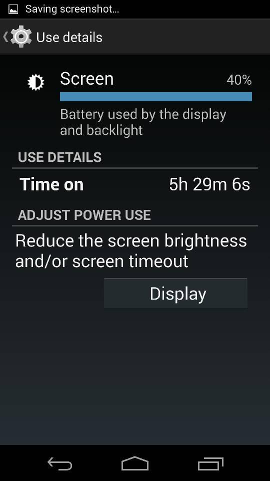 [RETOUR] Autonomie de la batterie Attachment