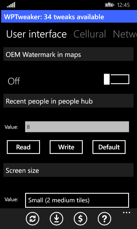 Click image for larger version  Name:wptweaker1.png Views:26324 Size:42.3 KB ID:3387321